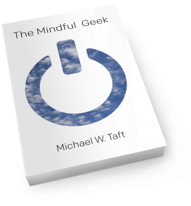 the mindful geek book