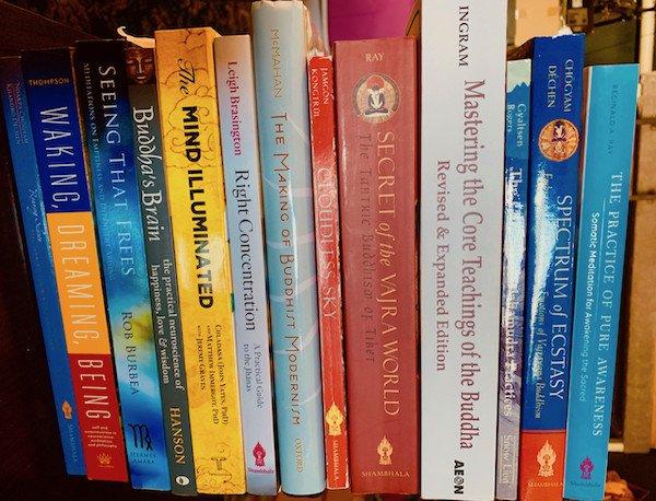 best meditation books